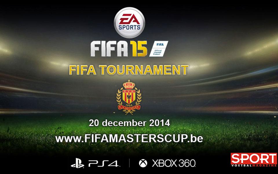 De FIFA Masters Cup komt naar Malinwa