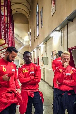 Verslag Teambuilding: KV Mechelen kijkt over het muurtje en bezoekt de Mechelse gevangenis