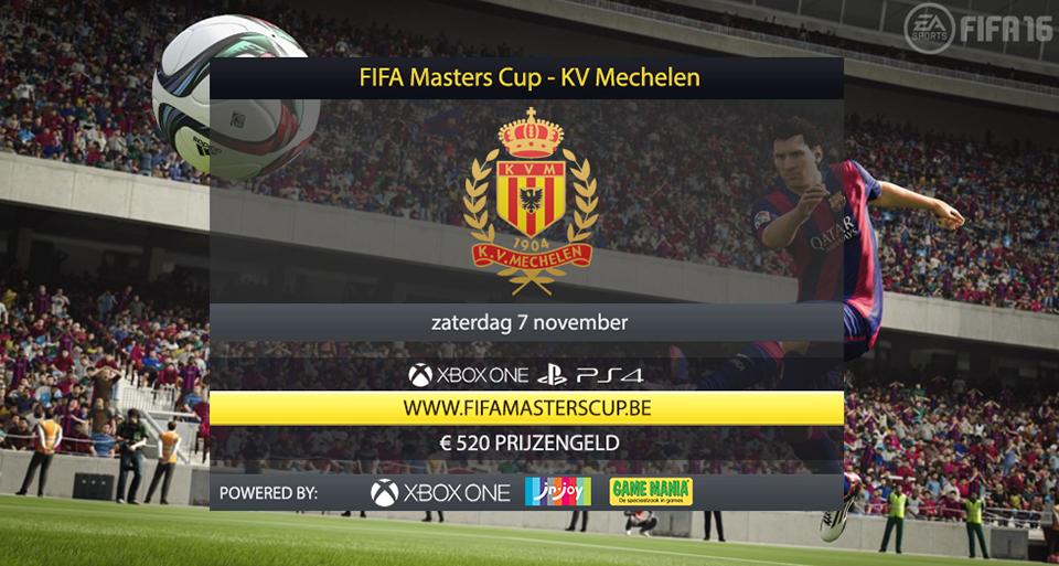 Speel FIFA 16 en win mooie prijzen