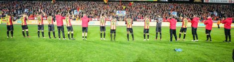 Supportersacties bekerfinale