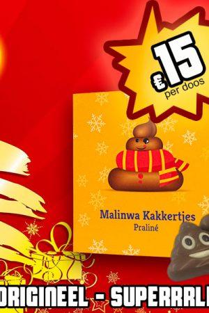 Malinwa Kakkertjes: geweldig om te geven of te krijgen